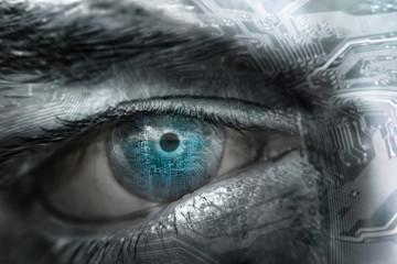 ojo placa