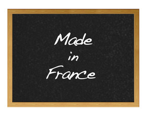 Made in France.