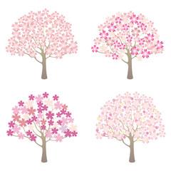 spring tree set
