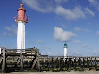 Phares de Trouville-sur-mer