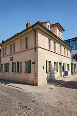 Nietzsche-Haus in Naumburg, Deutschland