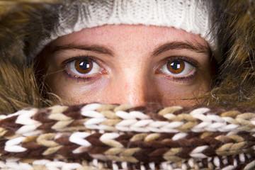 Closeup portrait