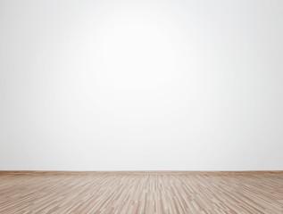 Empty bright interior with copy space