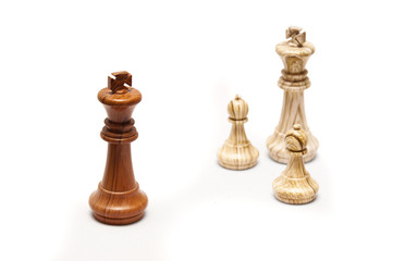 Opposition in chess