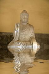 Stone Buddha Statue - Buddhism