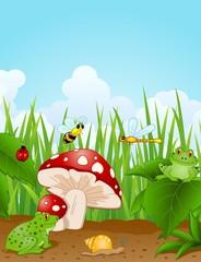 Photo sur Plexiglas Monde magique Small Animal