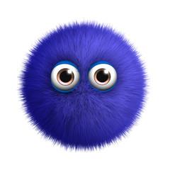 Recess Fitting Sweet Monsters blue alien