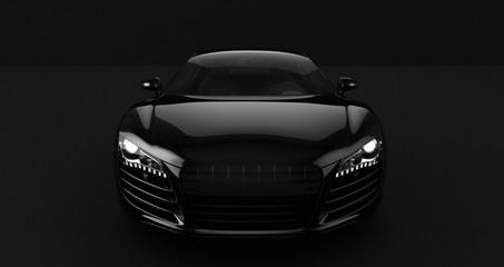 Fototapeta premium Nowoczesny samochód