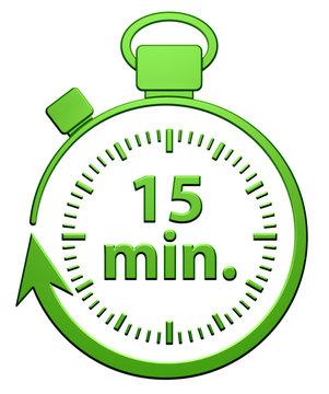 15 Minutes Chrono