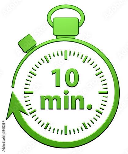 10 Minutes Chrono Stock Photo And Royalty Free Images On Fotolia