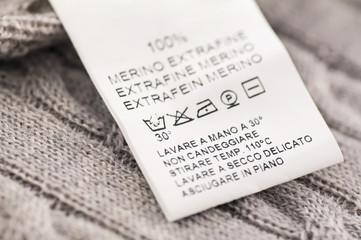 Textilpflegesymbole