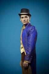Portrait of the actor