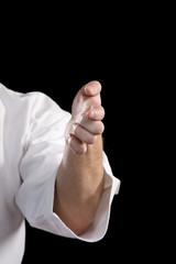 Hand fighter karate
