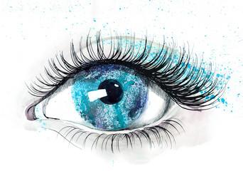 human eye (series C)