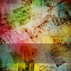 Papiers peints Journaux old background with newspaper