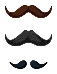 The English Mustache