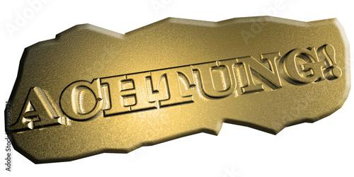 goldschrift