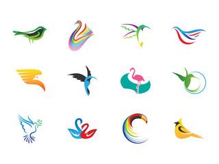 0101 Bird Icons