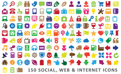 0202 Colorful Web Icons 2