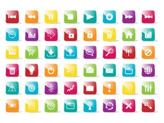 0213 Glossy Web Icons