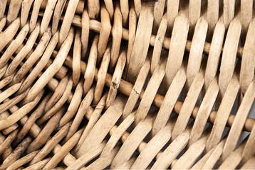 Old basket.
