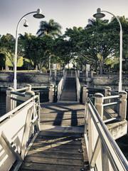 Detail of Brisbane, Queensland