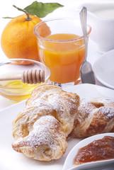 assortimento prima colazione