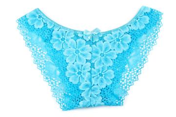 blue women's panties