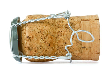 cork from champagne