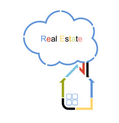 real estate house