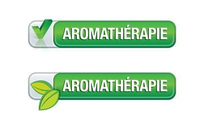 bouton aromathérapie
