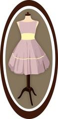 Vintage Dress.2.