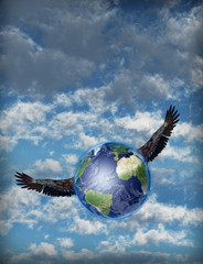 Winged Earth