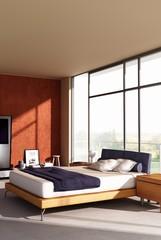 3D Schlafzimmer Design