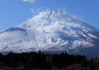 午後の富士