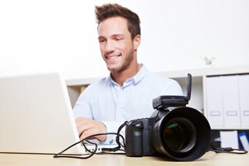 Datenübertragung von Kamera auf Computer
