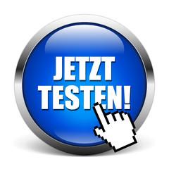 TEST - blue icon