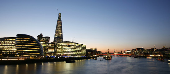 London Cityscape, Tower Hemlets