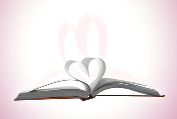 Reading and books love