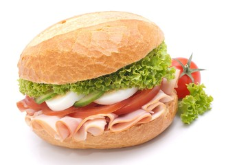 Sandwich - Schinken