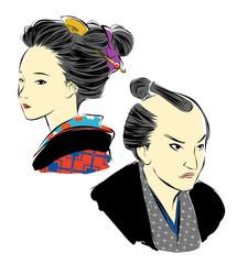 江戸時代の日本人