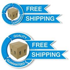 shipping free