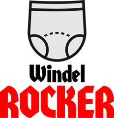 windel rocker