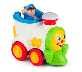 Train baby toy