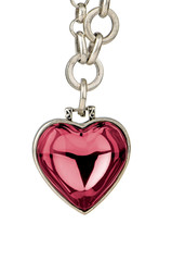 Heart pendent