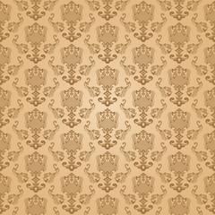 Luxury gold wallpaper
