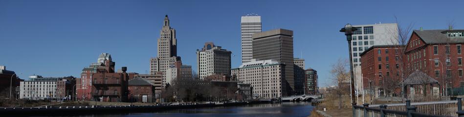 Providence Rhode Island USA Panorama