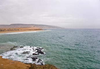 Atlantic ocean - Moroccan coast