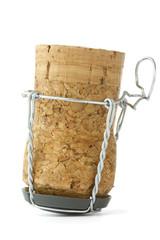 wooden champagne cork