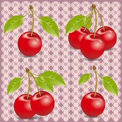 vintage cherrys